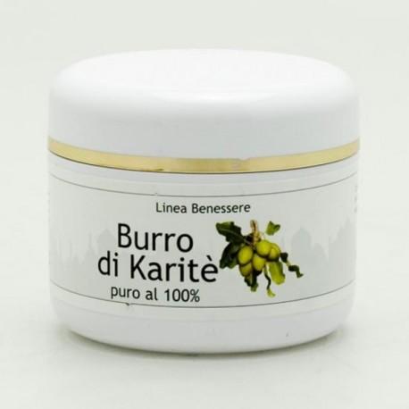 BURRO DI KARITÈ ( PURO 100%)