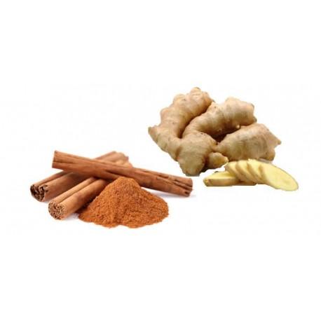 ginger disidratato a fette